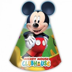 Mickey Clubhouse Party Hats - South Africa