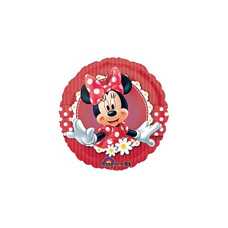Minnie Mouse Red foil balloon