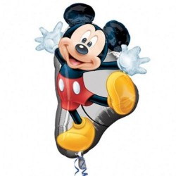 Mickey Mouse character super shape Foil Balloon