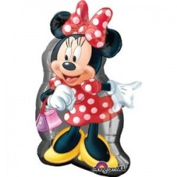 Minnie Mouse character super shape