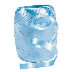 Balloon Ribbon Light Blue