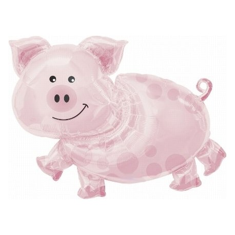 Pig foil balloon - South Africa