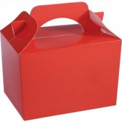 Red Party Boxes - South Africa