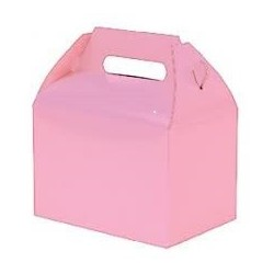 Pink Party Boxes (Pack of 5)