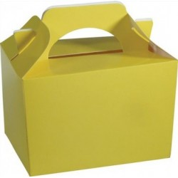 Yellow Party Boxes - South Africa