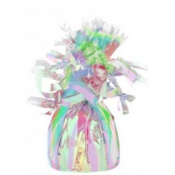 Iridescent balloon weight - www.mypartysupplies.co.za
