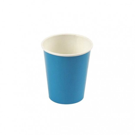 Turquoise Cups (pack of 8)