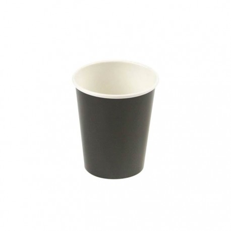 Black Cups (pack of 8)