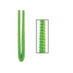 Lime Green beads - South Africa