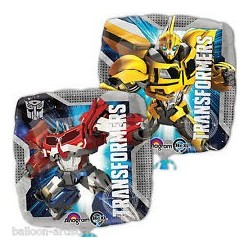 Transformers Animated Foil Balloon