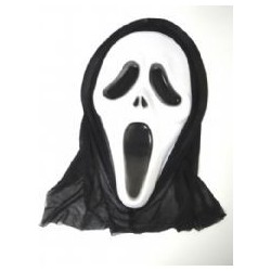 Halloween Scream Mask