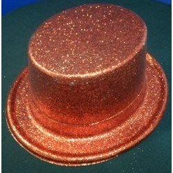 Red Glitter Top Hat - South Africa
