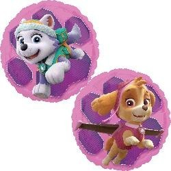 Paw Patrol Skye and Everest Foil Balloon