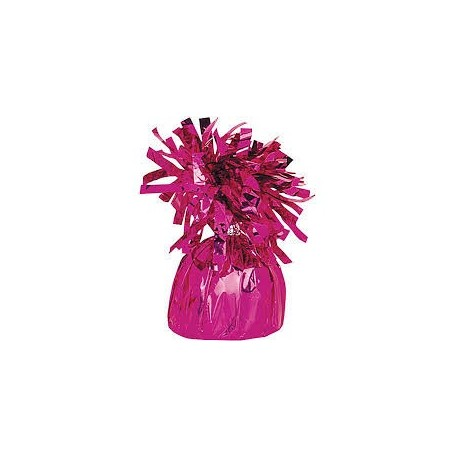 Cerise balloon weight - www.mypartysupplies.co.za