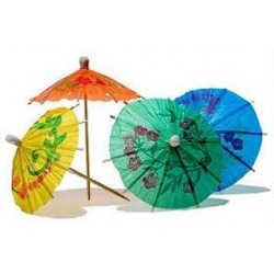 Cocktail Umbrellas (pack of 12)