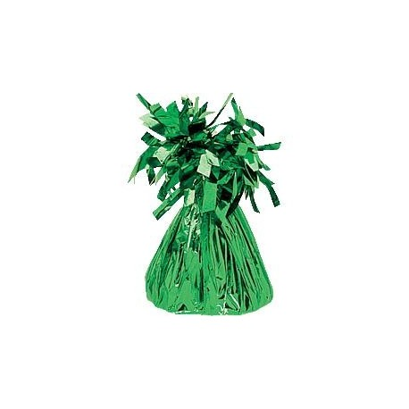 Green balloon weight - Keep your balloons in place. www.mypartysupplies.co.za
