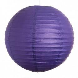 Paper Lantern Purple x 1