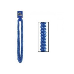 Blue String Beads 33 inch beads - South Africa