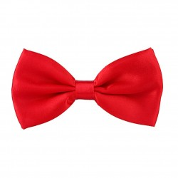 Bowtie Material Standard Red