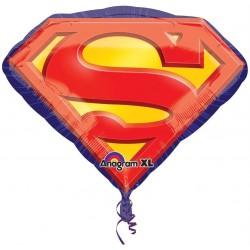 Superman Emblem Foil balloon - South Africa
