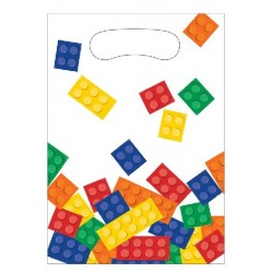 Building Blocks party bags