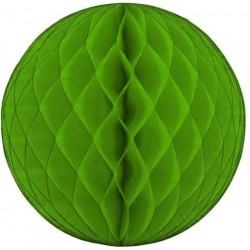 Lime Green Honeycomb Ball . www.mypartysupplies.co.za