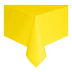 Neon Yellow tablecloth - www.mypartysupplies.co.za