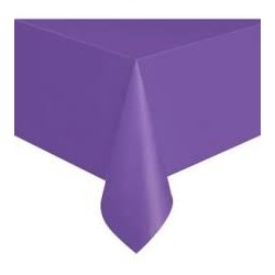 Neon Purple tablecloth - www.mypartysupplies.co.za