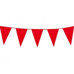 Red Flag Bunting
