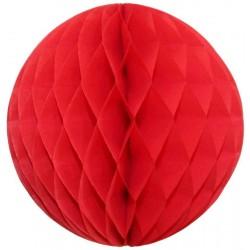 Red Honeycomb balls