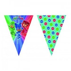 PJ Masks triangle flag banner - South Africa