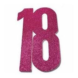 Poly 18 Pink 30cm