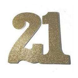 Poly 21 Gold 30cm