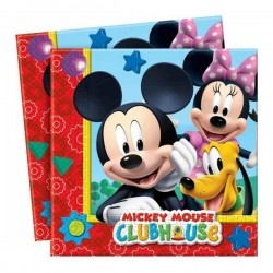 Mickey Mouse Clubhouse Serviettes - South Africa