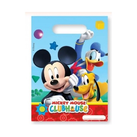 Mickey Mouse Clubhouse Party Bags - South Africa