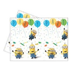 Despicable Me - Minions tablecloth x 1