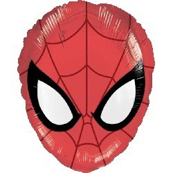 Spiderman character Foil Balloon