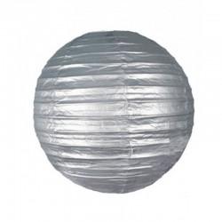 Paper Lantern Silver (25cm)