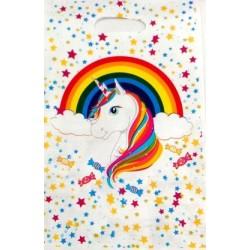 Rainbow Unicorn party bags