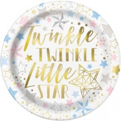 Twinkle twinkle little star Party Supplies - www.mypartysupplies.co.za