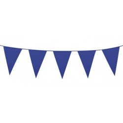 Royal Blue Flag Bunting