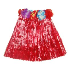 Hawaiin Skirts 30cm Red