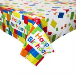 Building Blocks Tablecloth