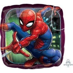 Spiderman square foil Balloon