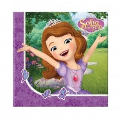 Sofia the First serviettes