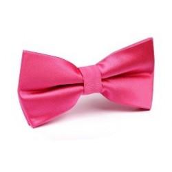 Bowtie Material Standard Hot Pink