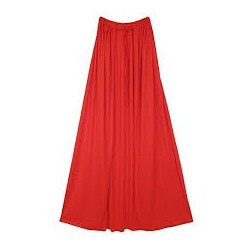 Halloween Cape Material 150cm Red