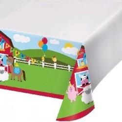 Farmhouse Fun Tablecloth