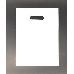 White Party Bags (pack of 10)