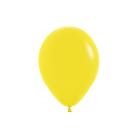 Yellow Balloons - inflate your balloons in store!
